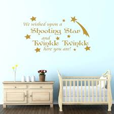 Nursery Wall Decals Canada Ba Wall Decals Canada Nursery Wall Stickers Nursery Quote Wall