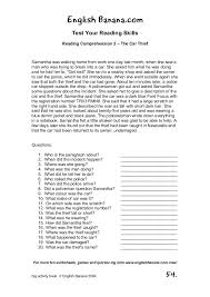 95 worksheets for english lessons