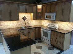 Led Kitchen Lighting Under Cabinet Led Lights Can Make A Difference Buy Now U003e U003e Http S Click