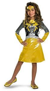 toddler girl costumes transformers bumblebee girl costume toddler