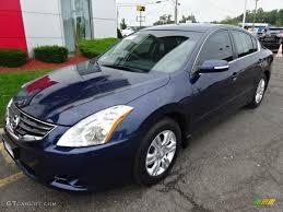 Nissan Altima 2012 - 2012 navy blue nissan altima 2 5 sl 105330439 gtcarlot com
