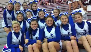 area cheerleaders compete in west florida regionals
