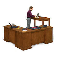 l shaped standing desk standing desks w savings you ll love officefurniture com