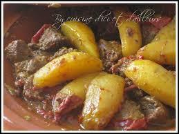 cuisiner du boeuf en morceaux tajine de boeuf aux poivrons cuisine d ici et d ailleurs