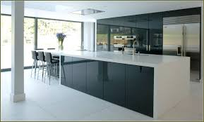 Kitchen Units Design by Best Gloss Black Kitchen Units Home Design Awesome Photo At Gloss
