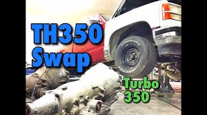 th350 turbo 350 swap in a chevy short wide youtube