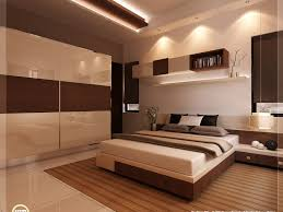 Impressive Nuance Interior Modern Elegant Red And Brown Nuance Of The Beautiful