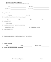 Nursing Report Sheet Template Free Nursing Report Template Nursing Shift Change Report Sheet