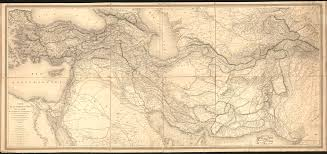 Map Of Asian Countries File Map Of Asian Turkey Persia Afghanistan Balochistan And