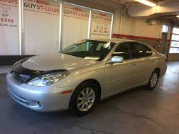 lexus used st louis used 2006 lexus es 330 limited in cowansville used inventory