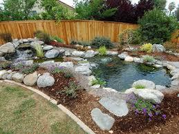 Cheap Landscaping Ideas For Small Backyards by Ideas 5 Stunning Backyard Pond Ideas Beautiful Backyard Ideas