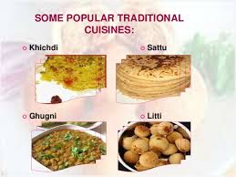 different types of cuisines in the pattern of east east india