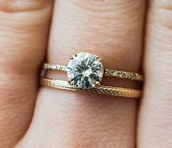wedding band ideas 10 ideas for completely unique wedding band combos hellogiggles