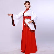 new ancient chinese costume women folk dance qing dynasty