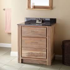 whitewash bathroom vanity