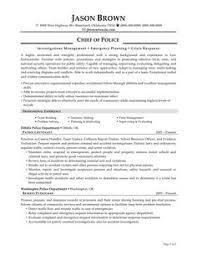 Sample Resume For Retired Police Officer by Retired Police Officers Resume Sales Officer Lewesmr
