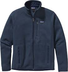 patagonia mens better sweater patagonia s better sweater fleece jacket s sporting goods