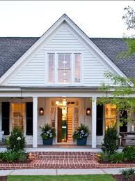 Front Porch Post Wraps by Monochromatic American Heritage Exterior Color Scheme Home