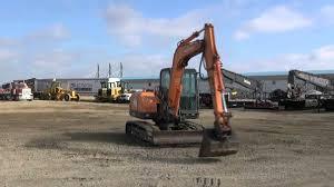 2006 daewoo 75v midi excavator stk dw1034
