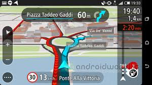 tomtom android tomtom per android gratis androidworld