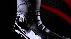 sport riding boots falco axis 2 motorcycle boots ghostbikes com youtube