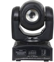 moving head light price india anoralux 10 w mini led moving head beam spot light for disco bar