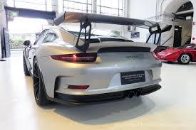 silver porsche gt3 2016 porsche 911 gt3 rs gt silver classic throttle shop