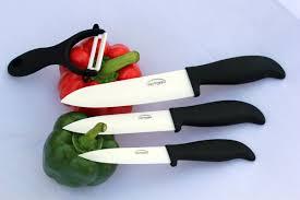 Ceramic Kitchen Knives Review Ceramic Knife Set Is Trending Kitchenware Joanne Russo