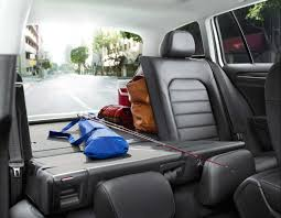 what is the cargo capacity of the 2017 vw golf sportwagen