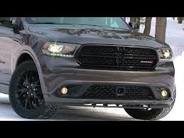dodge durango reviews 2015 dodge durango r t blacktop testdrivenow com review by auto