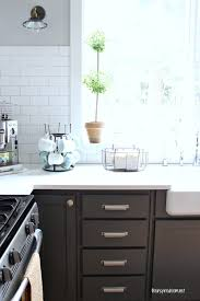 dark lower cabinets light upper cabinets kitchen cabinet colors