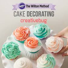 cakes candy and flowers online baking and decorating classes wilton