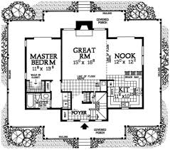 Country Style House Floor Plans Country Style House Plan 3 Beds 2 00 Baths 1640 Sq Ft Plan 72 484