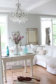Paris Themed Living Room by Shabby Chic Slipcovers Living Room Shabby Chic Style With Parisian