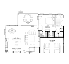 How To Draw A Sliding Door In A Floor Plan The Arlington U2014 Parkwood Homes