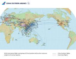 World Map Actual Size by China Southern Airlines Is A Buy China Southern Airlines Company
