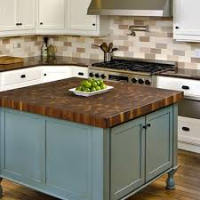 kitchen cabinet colors with butcher block countertops custom butcher block countertops hardwood lumber company