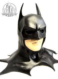 halloween city online store 1989 tim burton batman cowl mask michael keaton gotham city fx