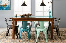 furniture fascinating target metal dining chairs design chairs