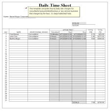 Daily Timesheet Template Excel Excel Daily Timesheet Template Daily Timesheet Template Excel