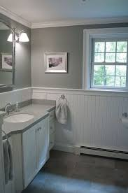 beadboard bathroom ideas gray bathroom ideas that will make you more relaxing at home