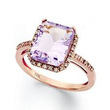 amethyst engagement rings 5 super pretty engagement rings for february babies u2014or any