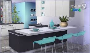 bechamel kitchen at simcredible designs 4 sims 4 updates