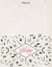 free printable holiday cards gift tags u0026 wrapping paper
