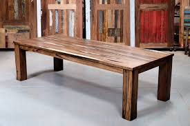 chunky farmhouse table legs recycled timber dining tables outdoor timber furniture melbourne