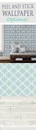 Stick And Peel Wallpaper by Peel And Stick Wallpaper Options Removable And Repositionable
