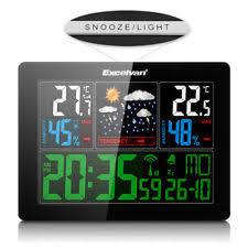 temperature chambre a coucher réveils et radios réveils modernes pour la chambre à coucher ebay