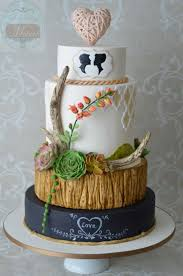 Halloween Themed Wedding Cakes 161 Best Blackboard Cakes Images On Pinterest Chalkboard Cake
