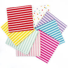 set of 20 paper napkins by blossom notonthehighstreet