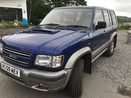used isuzu trooper cars for sale drive24